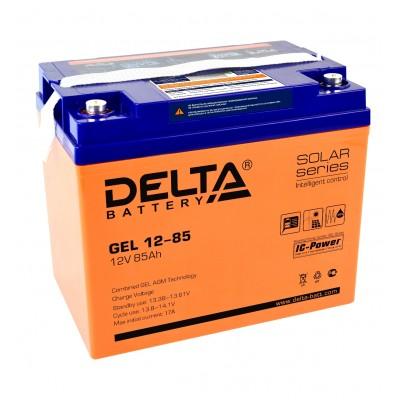Delta GEL 12-85 (12В; 85А*ч)