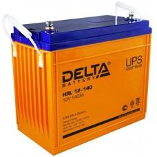 HRL 12-140  (Delta) Аккумулятор 12В; 140 Ач, AGM
