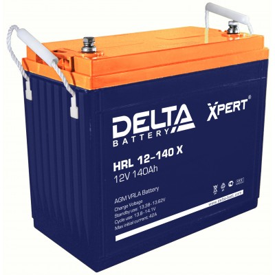 Delta HRL-X  7.2-180 А*ч, 12 лет UPS AGM