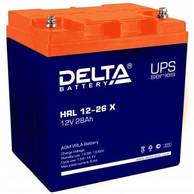 HRL 12-26 X AGM аккумулятор для ИБП (UPS)