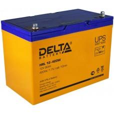 HRL12-420W (Delta) AGM аккумулятор 12В; 90 Ач