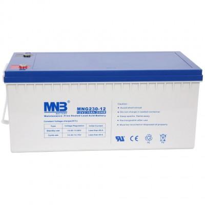 MNG 230-12 (MNB) (12В; 230А*ч) Гелевый аккумулятор для автономных систем