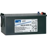 A512/200 A  Sonnenschein Гелевый аккумулятор (12В, 200А*ч)