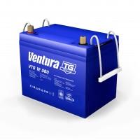 VTG 12-060 (Ventura) Гелевый аккумулятор для цикл.режимов 12В, 75А*ч