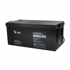 VISION  6FM200SE-X (12В; 200 А*ч) Аккумулятор AGM