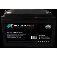 CX-12100 Pro (Восток) Гелевый аккумулятор глубокого разряда (12В; 100А*ч)