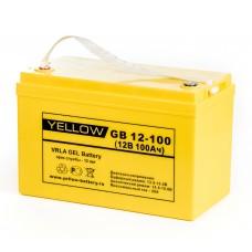 GB12-100 (100Ач, 12В) Гелевый аккумулятор