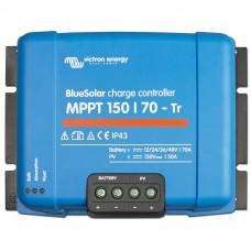 BlueSolar MPPT 150/70-Tr (12/24/36/48V-70A) Контроллер MPPT Victron Energy