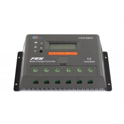 EPsolar  VS2048BN (PWM, 20A, 12/24/36/48В) Контроллер PWM с дисплеем