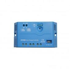 TPS  0512 (PWM, 5A, 12В) Контроллер заряда для СБ: 10 - 70 Вт