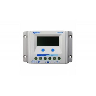 EPsolar  VS2024А (PWM, 20A, 12/24В) Контроллер PWM с дисплеем