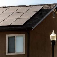 Сетевая солнечная электростанция мощность 1 кВт, выработка 8 кВт*ч