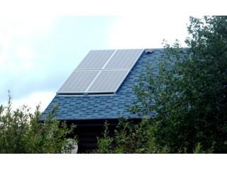 Солнечная электростанция в Воронежской области