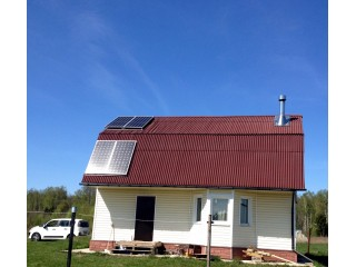 Автономное солнечное электроснабжение