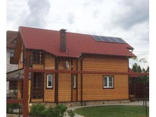 Солнечная гибридная система резервного электроснабжения