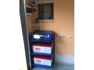 Резервное электроснабжение группы важных потребителей в доме