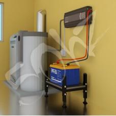 ибп для газовых котлов отопления с внешними аккумуляторами