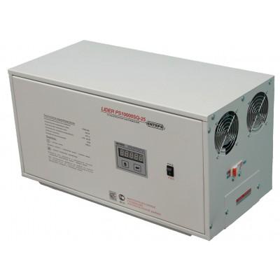 Lider PS10000SQ-25 Электронный стабилизатор 10КВА Точность 1,4%