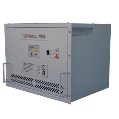 Электронный стабилизатор Lider PS5000SQ-R-25