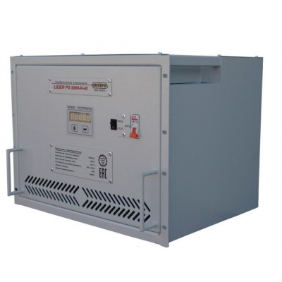 Электронный стабилизатор Lider PS7500SQ-R-40