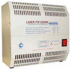 Lider PS1200W-30 Электронный стабилизатор 1,2КВА Точность 4,5%