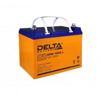 DTM 1233L (Delta) Аккумулятор AGM (12В; 33 Ач)