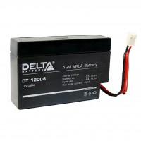 DT 12008 (Delta) Аккумулятор 12В; 0.8 Ач, AGM