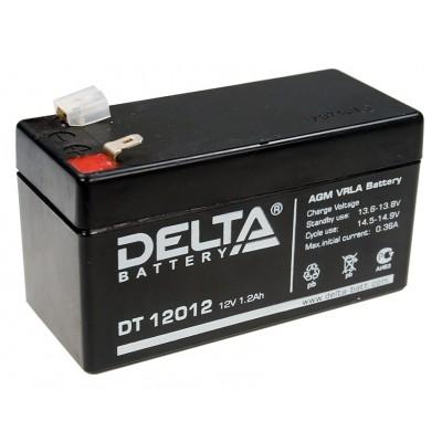Delta DT 12012, AGM аккумулятор