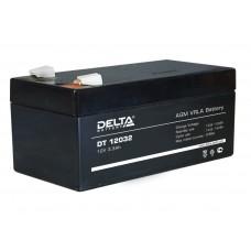 DT 12032 (Delta) Аккумулятор 12В; 3.3 Ач, AGM