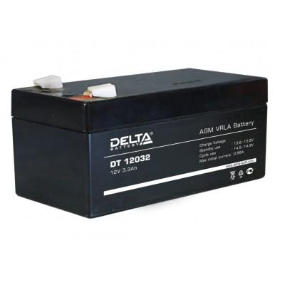 Delta DT 12032, AGM аккумулятор