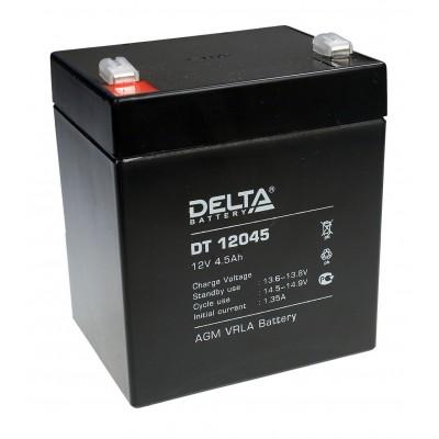 Delta DT 12045, AGM аккумулятор