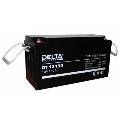 Delta DT 12150, AGM аккумулятор