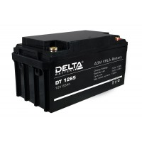 DT 1265 (Delta) Аккумулятор 12В; 65 Ач, AGM