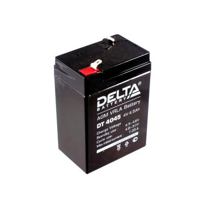 Delta DT 4045, AGM аккумулятор
