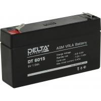 DT 6015 (Delta) Аккумулятор 6В; 1.5 Ач, AGM