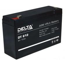 DT 612 (Delta) Аккумулятор 6В; 12 Ач, AGM
