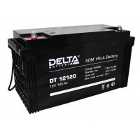 DT 12120 (Delta) Аккумулятор 12В; 120 Ач, AGM