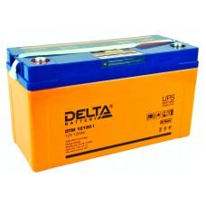 DTM 12120 i (Delta) AGM аккумулятор (12В; 120А*ч) с цифровым дисплеем