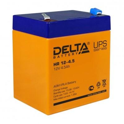 HR 12-4.5 AGM аккумулятор для ИБП (UPS)