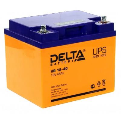 HR 12-40 AGM аккумулятор для ИБП (UPS)