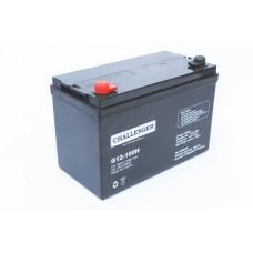 Challenger G12-100H  (12В; 100А*ч) Гибридный гелевый аккумулятор для энергетики