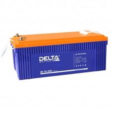 Delta GX12-230  Xpert Гелевый аккумулятор (12В; 230А*ч)