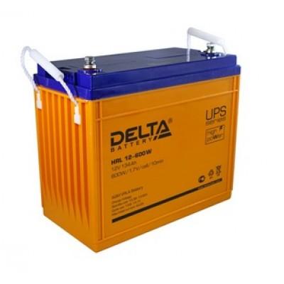 HRL12-600W (Delta) AGM аккумулятор 12В; 134 Ач