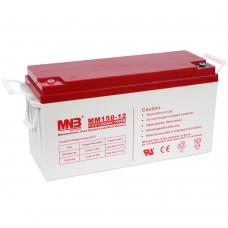 MM 150-12 (MNB) Аккумулятор AGM, 12В, 150Ач