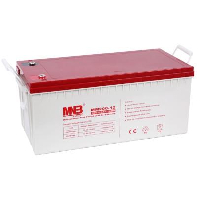 MM 200-12 (MNB) Аккумулятор AGM, 12В, 200Ач
