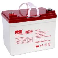 MM 33-12 (MNB) Аккумулятор AGM, 12В, 33Ач