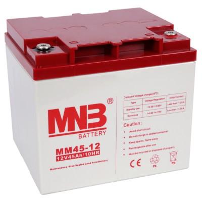 MM 45-12 (MNB) Аккумулятор AGM, 12В, 45Ач