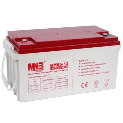 MM 65-12 (MNB) Аккумулятор AGM, 12В, 65Ач