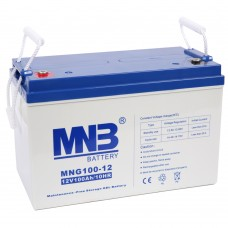 MNG 100-12 (12В; 100А*ч) Гелевый аккумулятор VRLA