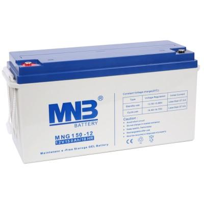 MNG 150-12 (12В; 150А*ч) Гелевый аккумулятор VRLA